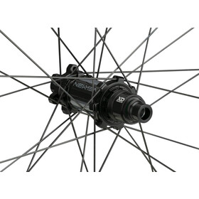 "NEWMEN Evolution SL A.35 Ruota posteriore 29"" 12x142mm 6 bulloni SRAM XD Gen2, black anodised/grey"